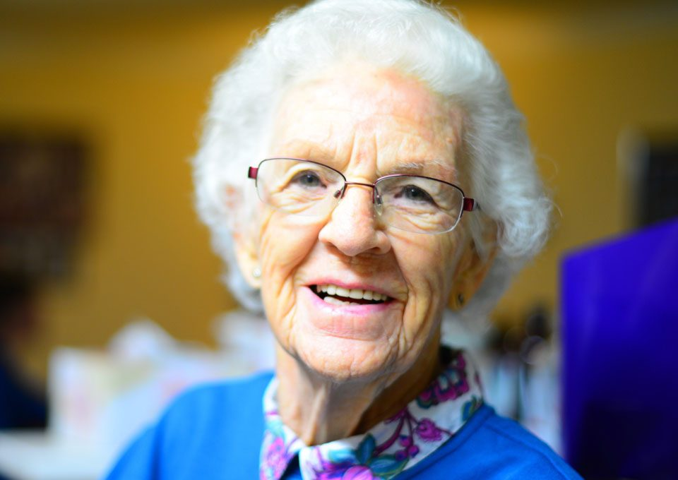 exercise and aging at right choice adult care and activity center