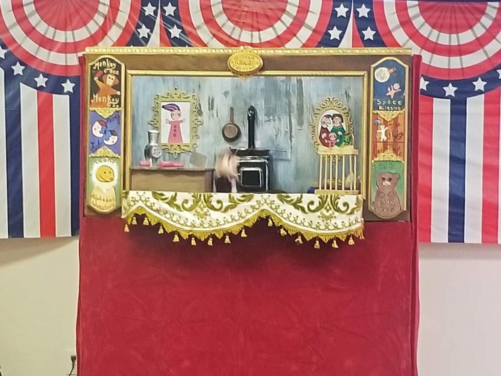puppet-show-setup